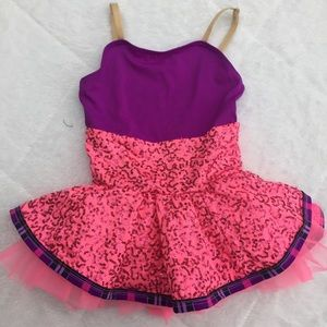 Weissmans toddler girls dance costume